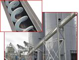 JMS Shafted Conveyor & Silos