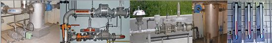 Shand & Jurs gas stream equipment