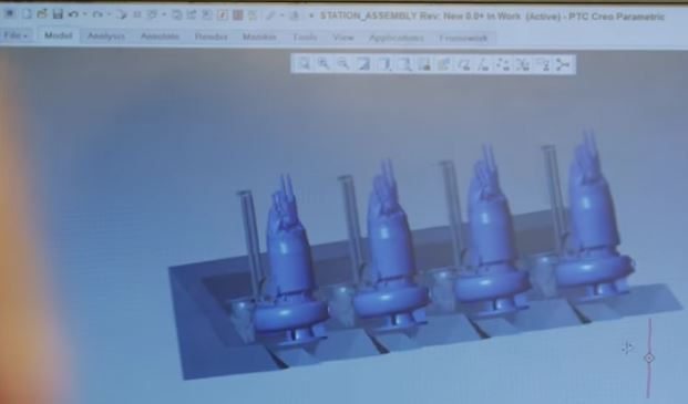 Pump Station Design Service offered Free with AutoCAD based