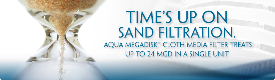 Aqua Time is up on Filtration