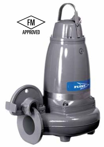 flygt fm approved technician explosion proof pump repair
